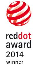 reddot award 2014 Wanduhren artetempus®