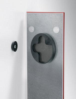 Garantierte Sicherheit - Glas-Magnetboards von Sigel