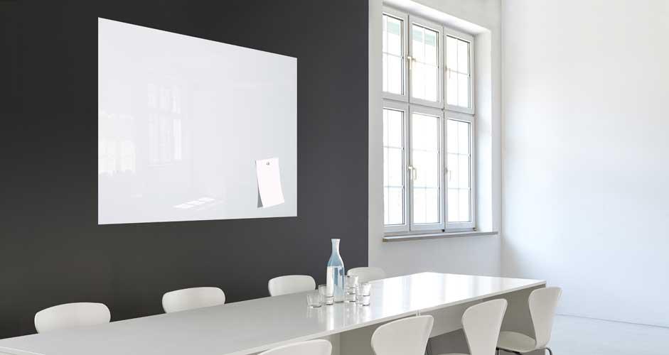 Glas-Magnetboard Organisationsboard