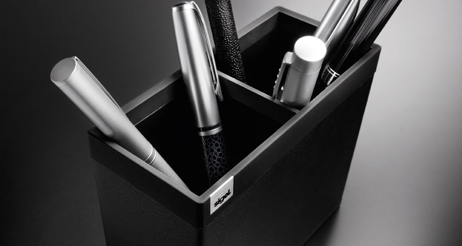 Stifteköcher cintano® von Sigel