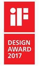 iF Design Award 2017 CONCEPTUM®