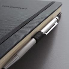 Notizbuch CONCEPTUM® Stifteschlaufe