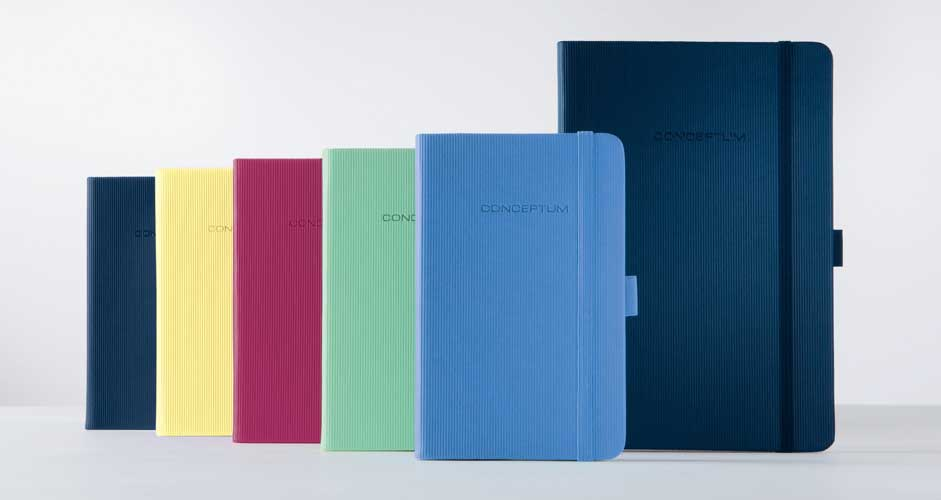 Notizbuch CONCEPTUM® color