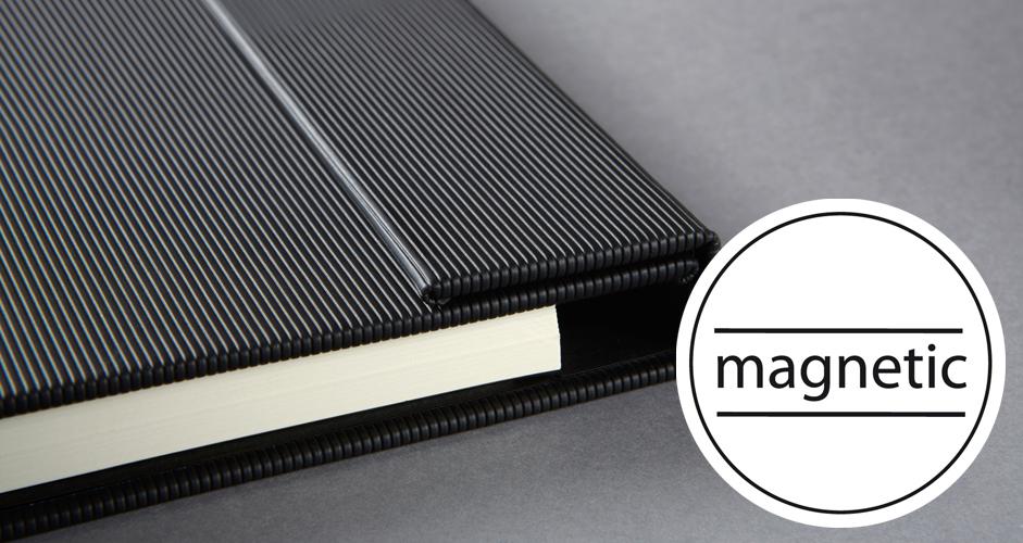 Notizbücher CONCEPTUM® Maggnetverschluss