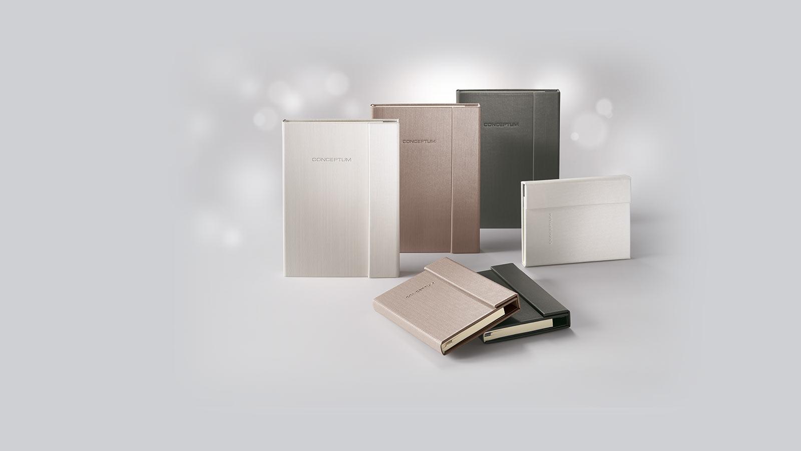 Notebooks CONCEPTUM<span class='reg'>&reg;</span>