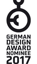 German Design Award 2017 Special Mention Notizbuch CONCEPTUM®