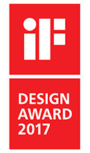 iF Design Award 2017 CONCEPTUM®