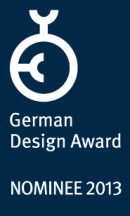 German Design Award Nominee 2013 Notizbuch CONCEPTUM®
