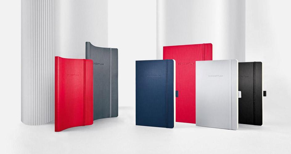 Notizbücher Magnetverschluss