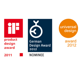 Visitenkarten Etui colour awards